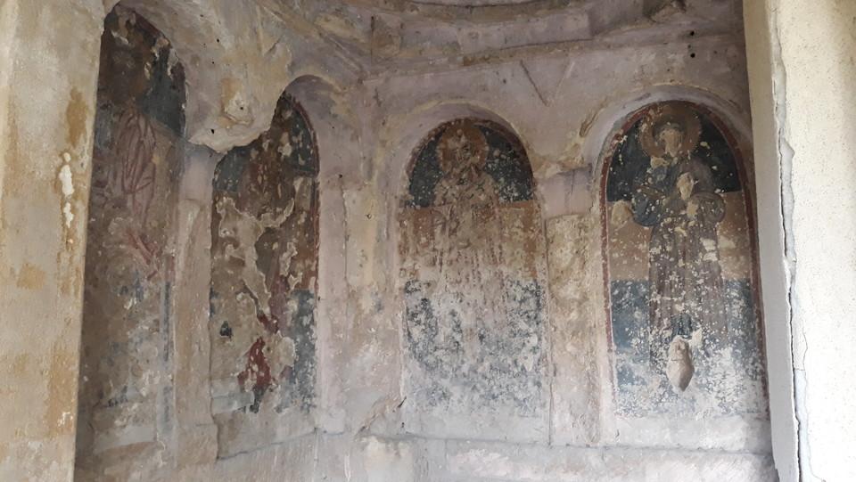Chiesa rupestre a Laterza ©