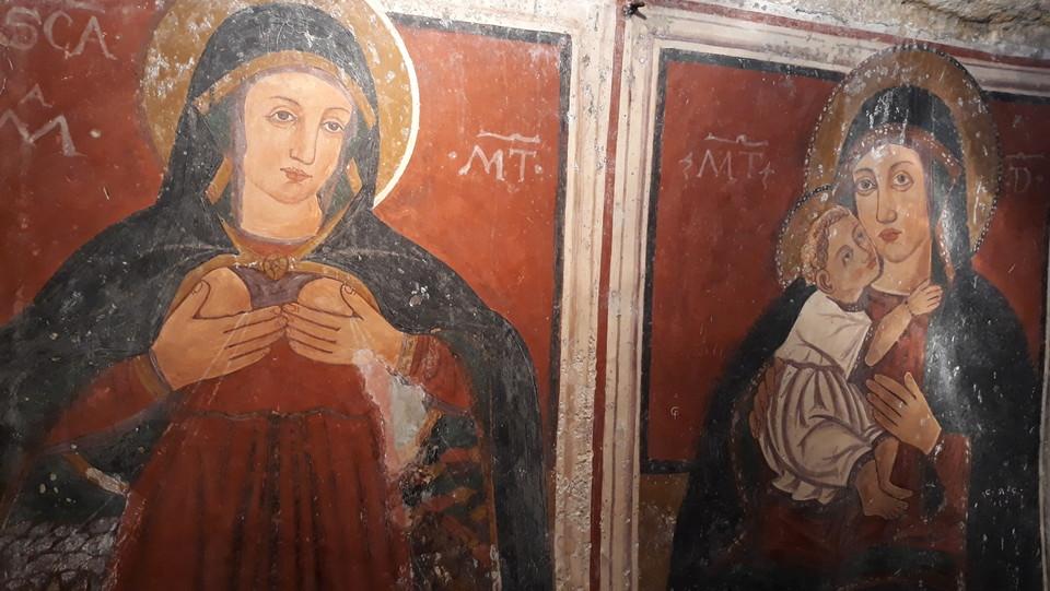 La Madonna del latte nella Chiesa di Santa Maria delle Grazie ©