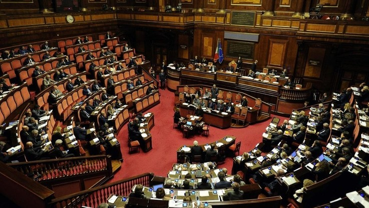 Anticorruzione, governo chiede fiducia al Senato
