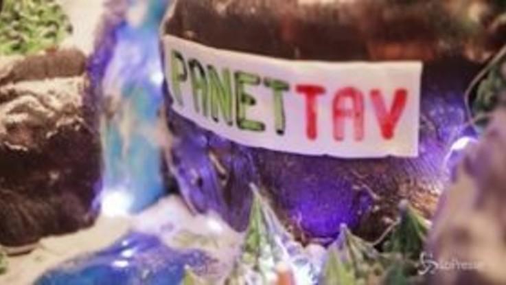 """Torino, è nato il """"PanetTav"""" sull'Alta Velocità"""