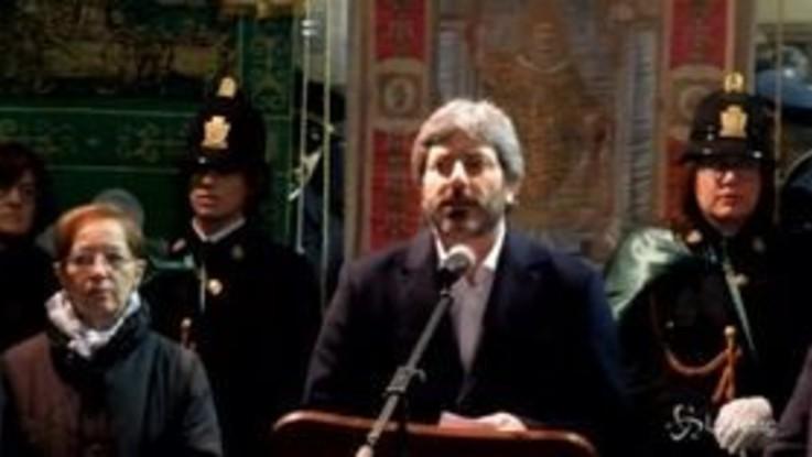 """Piazza Fontana, Fico: """"Vi chiedo scusa per tutti i depistaggi. Mi impegnerò a fare di più"""""""