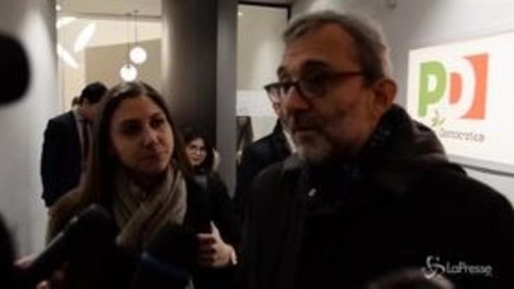 """Pd, Giachetti-Ascani annunciano ticket al congresso: """"Un valore per tutti i candidati e anche per il Pd"""""""