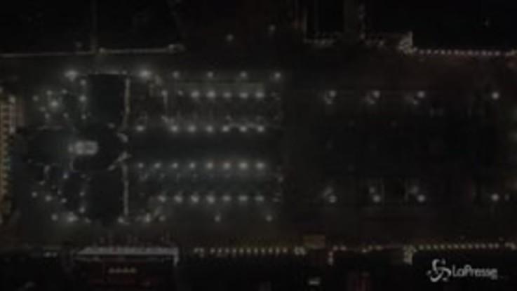 Milano, si riaccende il Duomo con un nuovo impianto di illuminazione