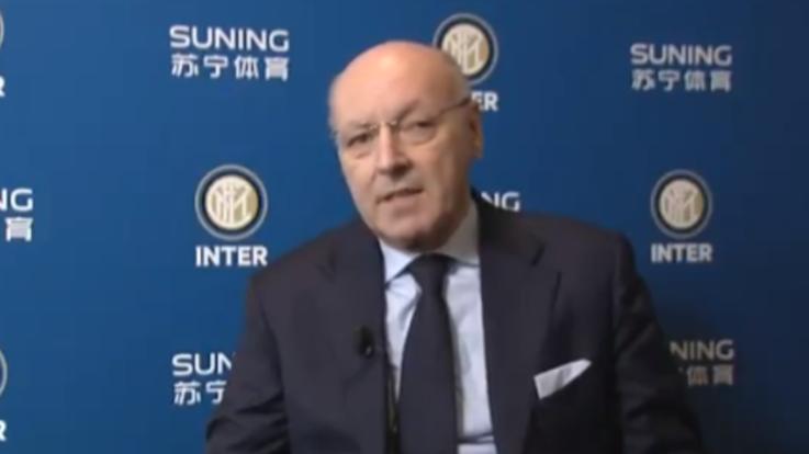 """Inter, Marotta è il nuovo ad: """"Iniziamo un percorso vincente"""""""