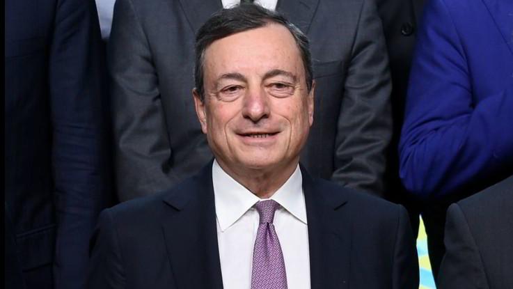 "Bce: ""Tassi restano a zero e stop al quantitative easing"""