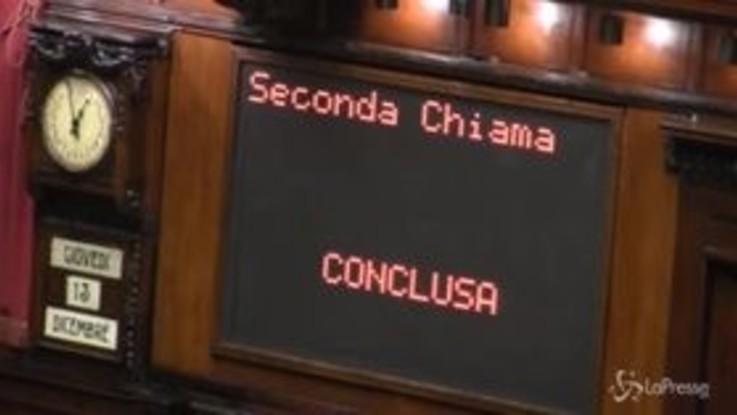 Dl fiscale, il sì della Camera alla fiducia