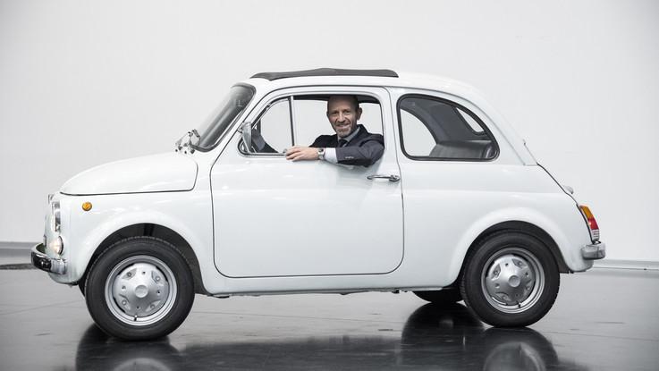 Fiat 500, un'icona italiana al MOMA di New York
