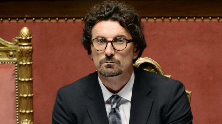 """Terzo Valico, Toninelli: """"L'opera deve andare avanti e i binari devono arrivare dentro il porto di Genova"""""""