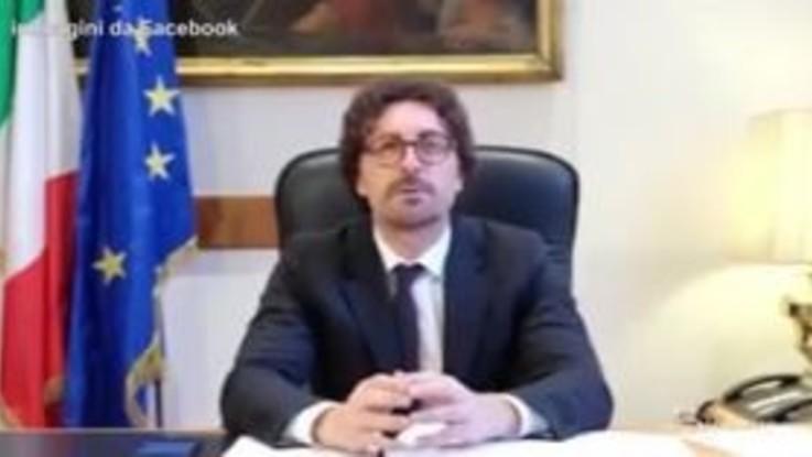 """Toninelli: """"Terzo Valico andrà avanti. Recesso costerebbe 1,2 miliardi"""""""