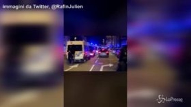 Strasburgo, ucciso il killer del mercatino: il blitz della polizia
