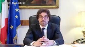 """Genova, Toninelli: """"Il Terzo Valico si farà"""""""