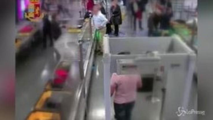 Fiumicino, ruba 8mila euro a un pakistano: arrestato uomo prima della partenza