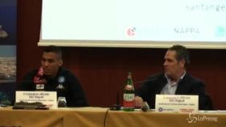 """Napoli, Allan: """"Che delusione la Champions, Ancelotti è un campione"""""""