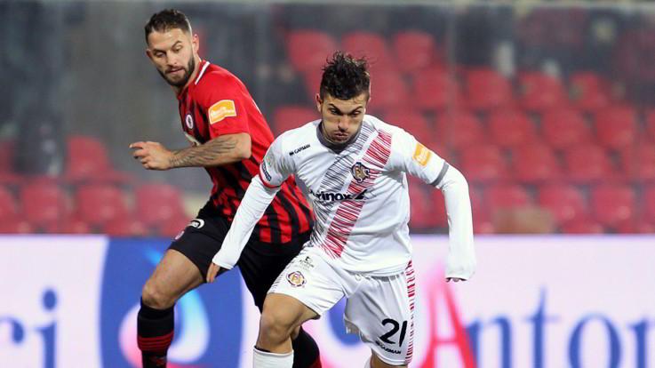 Serie B, la sedicesima giornata | Il Fotoracconto