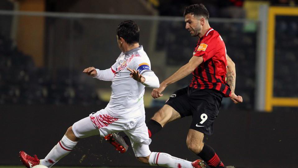 Foggia-Cremonese 3-1. Iemmello fa tris ©
