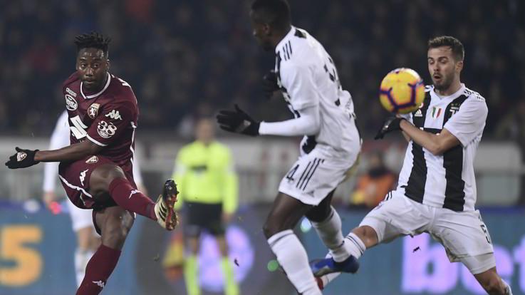 Serie A Torino-Juventus 0-1 | Il Fotoracconto