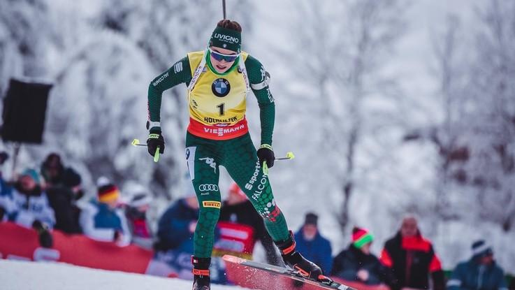 Biathlon, trionfa la staffetta delle donne italiane in Austria