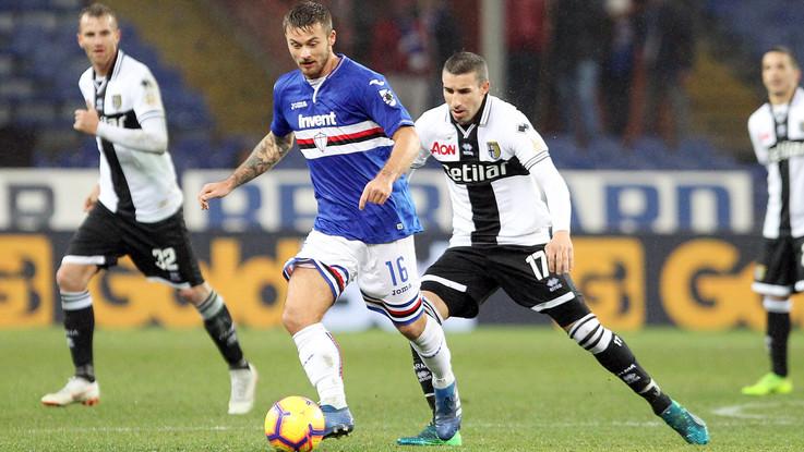 Serie A, Sampdoria-Parma 2-0 | Il fotoracconto