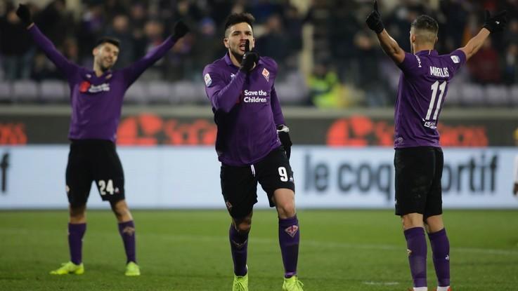 Serie A, Fiorentina torna a vincere: tris all'Empoli nel derby toscano