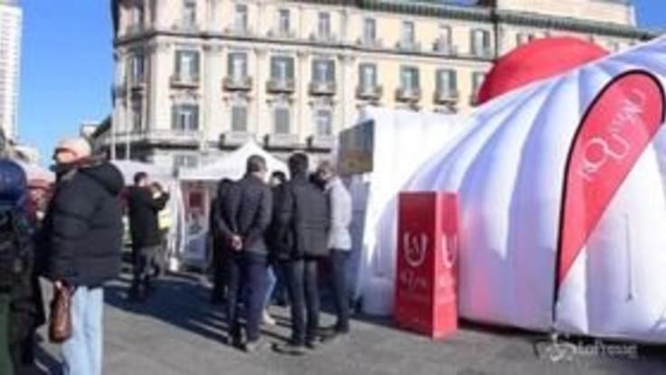 Napoli, arriva il Rousseau City Lab dedicato all'ambiente