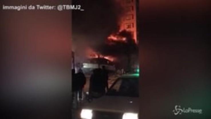 Giappone, l'esplosione in un ristorante di Sapporo