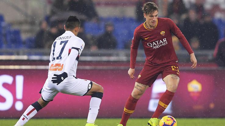 Serie A, Roma-Genoa 3-2 | Il fotoracconto