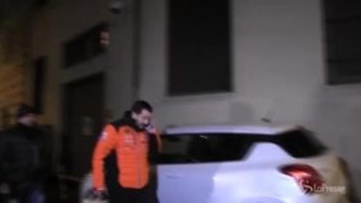 Vertice sulla manovra: Salvini arriva a Palazzo Chigi
