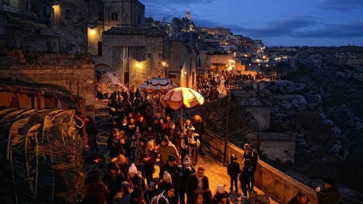 Dal presepe vivente di Matera alla birra di Natale: cosa fare il weekend del 22 e del 23 dicembre