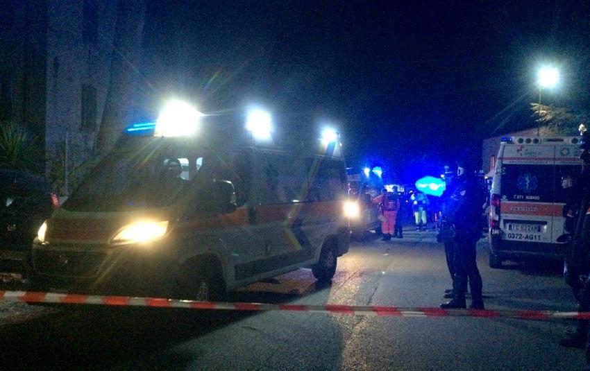 Sondrio, auto contromano sulla statale: scontro frontale, sei morti