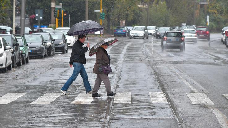 Neve e pioggia sull'Italia: il meteo del 17 e 18 dicembre