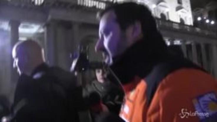 """Manovra, Salvini: """"Accordo su proposta da inviare a Ue"""""""