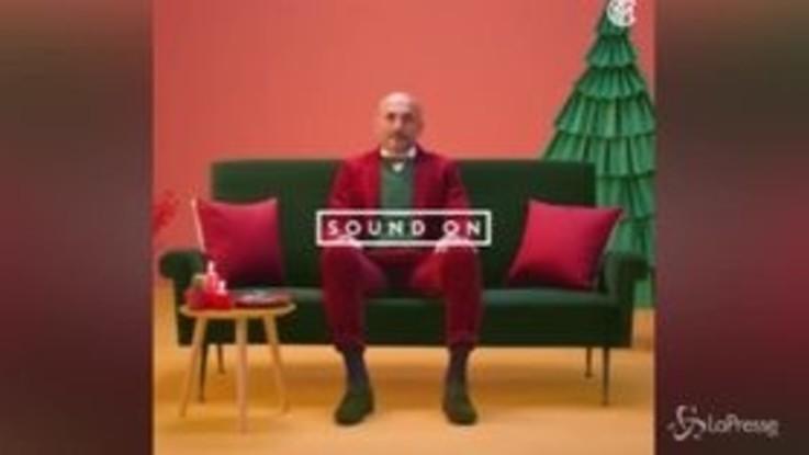 Spalletti dimentica i regali, il divertente video natalizio dell'Inter