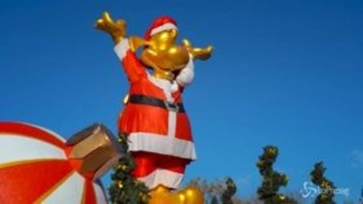 Gardaland, per le festività aperto il magico villaggio di Natale