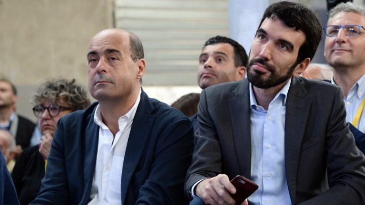 Pd, dem divisi sulle alleanze: scontro Zingaretti-Martina