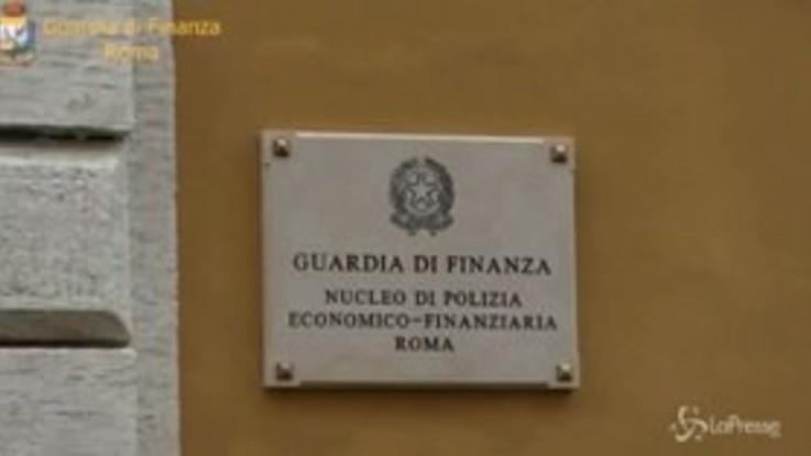 Bancarotta fraudolenta: arrestato a Roma l'immobiliarista Giuseppe Statuto
