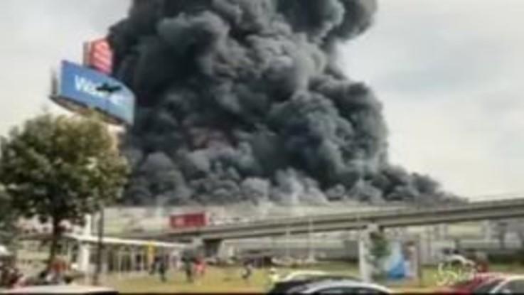 Messico, la spaventosa esplosione in una stazione di servizio