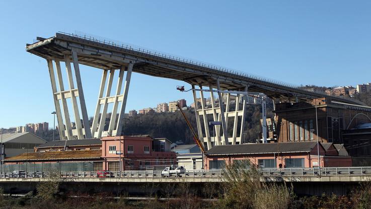 Genova, ricostruzione del ponte Morandi a Salini Impregilo, Fincantieri e Italferr