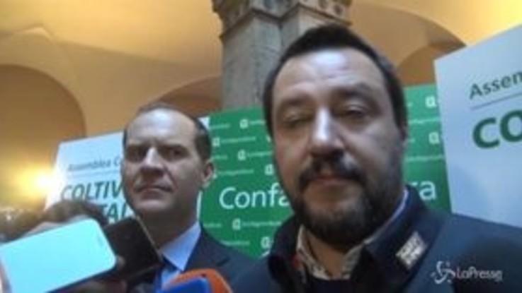 """Salvini su ultrà Milan: """"Pentito delle foto con lui? Mio compito anche incontrare i tifosi"""""""