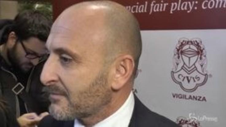 """Inter, Ausilio: """"Le parole di Wanda su Icardi? Un cinepanettone..."""""""