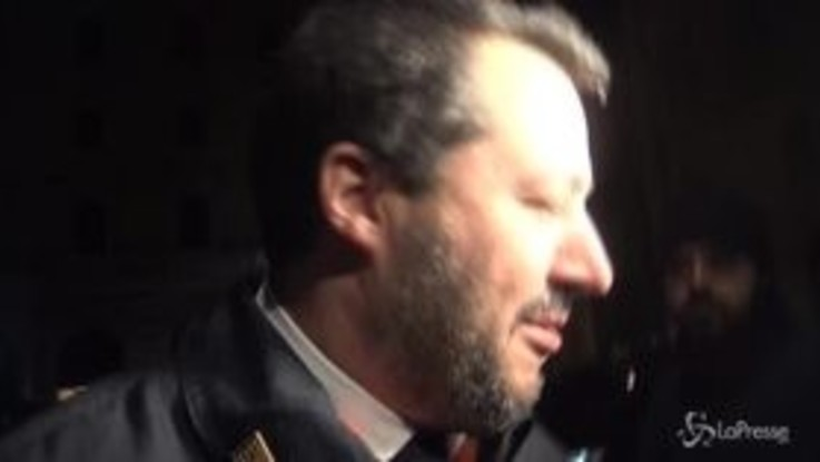 """Manovra, Salvini: """"È Natale e anche a Bruxelles sono diventati più buoni"""""""