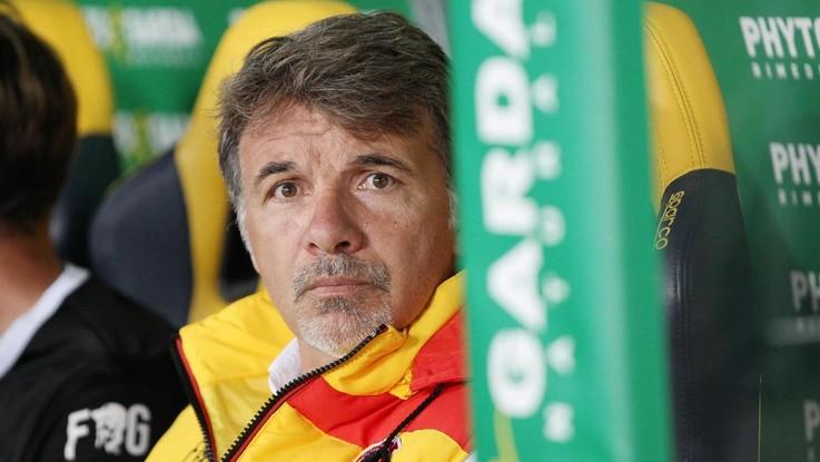 Serie A, Longo non è più il tecnico del Frosinone: in arrivo Baroni