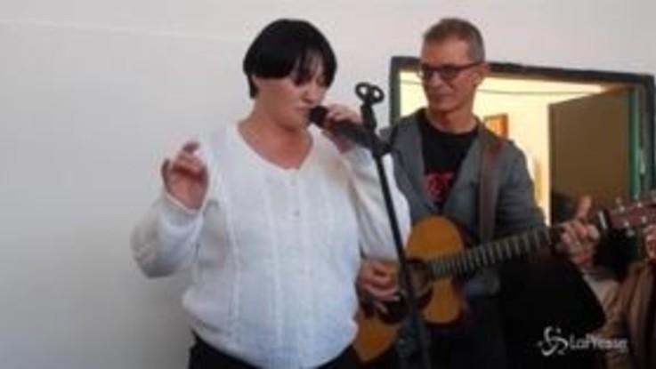 Roma, Nancy Brilli e Mariella Nava in carcere per il Natale