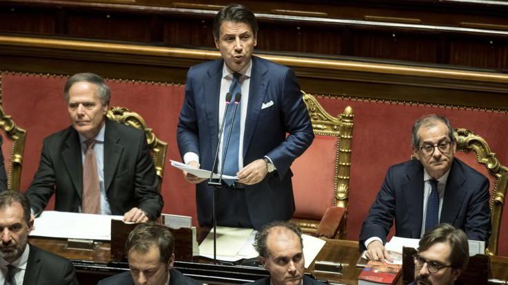Manovra, i contenuti dell'accordo con Bruxelles illustrati da Conte