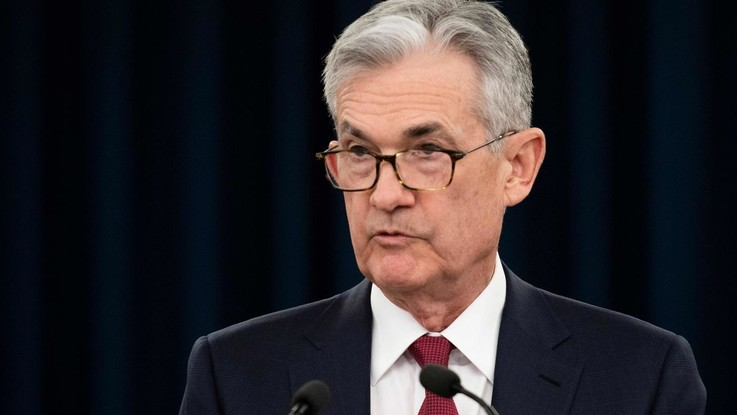 """Usa, la Fed alza i tassi. Powell: """"La Politica non gioca alcun ruolo"""""""