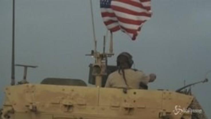 Siria, gli Usa preparano il ritiro dell'esercito