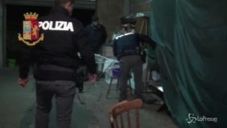Reggio Calabria, estorsioni per agevolare la 'ndrangheta