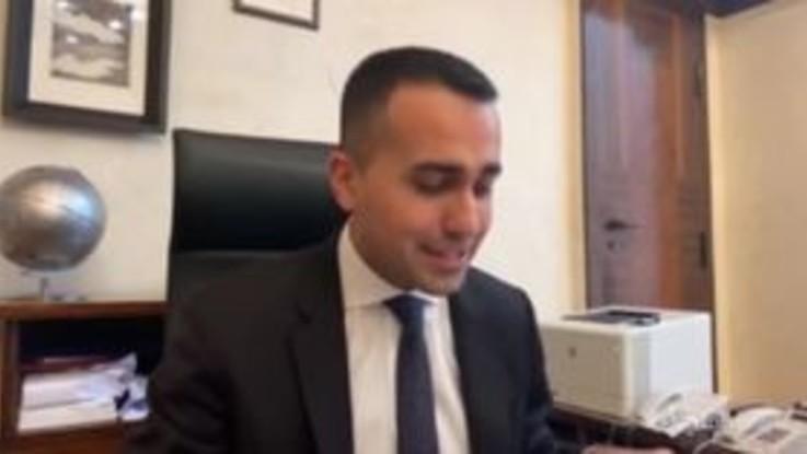 """Manovra, Di Maio: """"Con coraggio cambieremo l'Europa"""""""