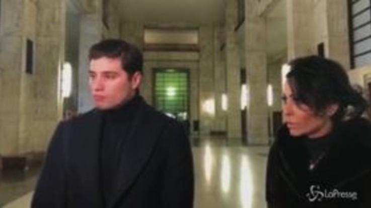"""Bettarini jr. in Tribunale a Milano: """"Io scomodo perché volevo aiutare un amico"""""""