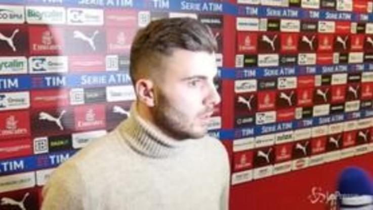 """Milan, Cutrone: """"Con Gattuso solo malinteso, so di aver sbagliato"""""""