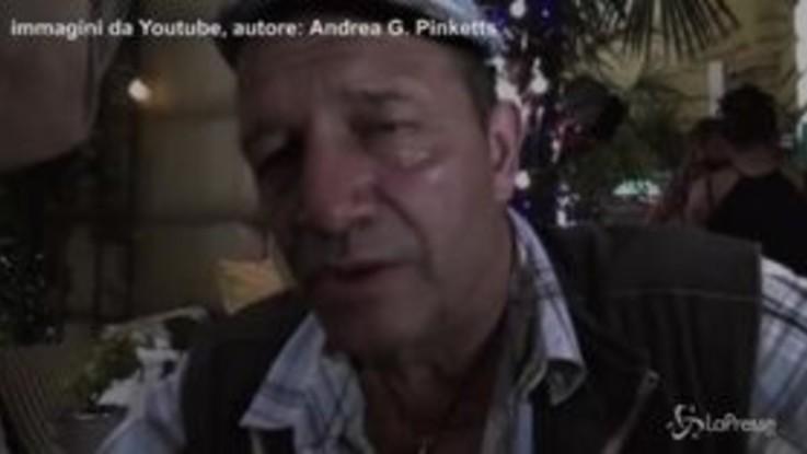 Milano, addio allo scrittore Andrea Pinketts
